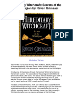 Hereditary Witchcraft Secrets of the Old Religion.pdf