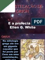 A Constelação de Órion