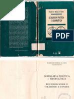 Costa, Wanderley Messias- Geografia Política e Geopolítica.pdf