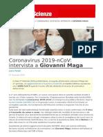 coronavirus-2019-ncov-intervista-a-giovanni-maga