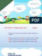 AREA DE COMUNICACION
