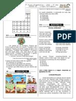 3ª P.D - 2015 (Port. 5º ano - Blog do Prof. Warles).doc