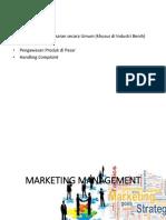 200506 Manajemen Pemasaran - in Brief