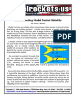 model_rocket_stability