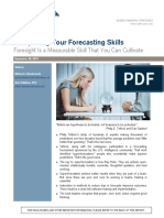 2015.09.28 - Sharpening Your Forecasting Skills - Foresight Is a Measurable Skill That You Can Cultivate.pdf