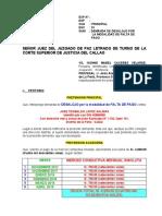 DEMANDA DESALOJO EDUARDO ORTIZ Y IVONNE MABEL CACERES VS JOSE TEOBALDO LOPEZ  con observaciones.docx