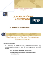 CLASIFICACION DE LOS TRIBUTOS (EXP.3)