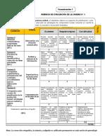 Rúbrica de evaluación de Comu 1  unidad 1.docx