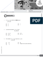Guía 29 MT-21 Sistemas de Ecuaciones de primer grado