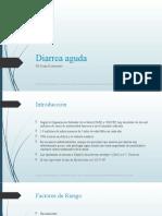 Diarrea CGH