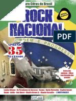 Livro Cifras do Brasil - Rock Nacional (2019-06-16)