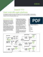 OpenScape Branch V10