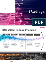 Radisys Broadband Access Overview v1