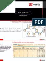 Técnicas de Administración del Proyecto_PERT(Continuación)