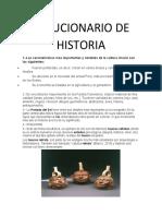 SOLUCIONARIO DE HISTORIA 1