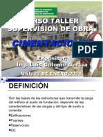 CIMENTACIONES - ING. LUIS COLONIO GARCÍA.ppt
