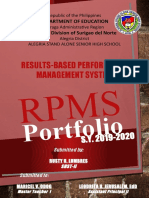 COVERPAGE-RPMS