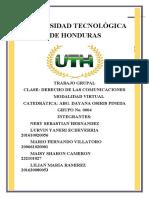 TAREA GRUPAL_GRUPO 004_DERECHODELASCOMUNICACIONES
