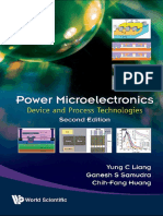 Yung Chii Liang, Ganesh S Samudra, Chih-Fang Huang-Power Microelectronics_ Device and Process Technologies-World Scientific (2017)