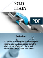 cold chain ppt
