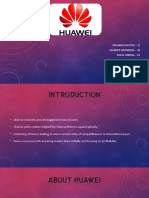 HUAWEI PPT
