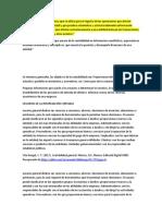 CONCEPTO DE CONTABILIDAD Y OBJETIVOS