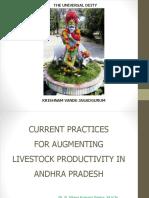 Trends in livestock practices AP