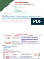 UNIDAD DIDACTICA -5º - 2019