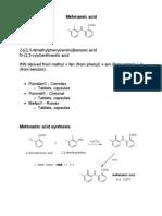PF2001 Mefenamic acid