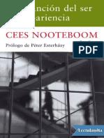 Una-cancion-del-ser-y-la-apariencia---Cees-Nooteboom.pdf