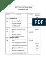 PROGRAM MINGGU PERTAMA TRANSISI 2015
