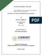Gutta Amruta - 1927835 - CASH FLOW STATEMENT ANALYSIS
