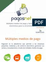 Presentación PagosNet - Síntesis S.A.