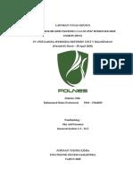 laporan khusus KP rezza short