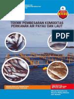 236-Teknik Pembesaran Komoditas Perikanan Air Payau Dan Laut