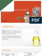 INÓCULO MICROBIOLÓGICO