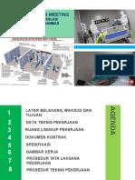 PCM Pembangunan Gedung Isolasi RSUD Sambas