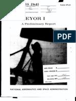Surveyor 1 a Preliminary Report