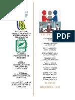 La Conciliación en Juzgados de Paz No Letrados - Trabajo Final.pdf