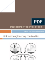Engineering Properties of Soil PDF