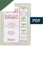 كتاب البروج المشيدة بالنصوص المؤيدة للشيخ حسن حلمي النقشبندي الداغستاني