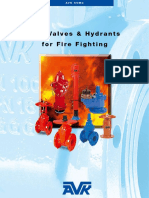 04-Fire Fighting Valves and Hydrants SVMC