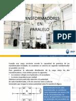 4.0-Transformadores en paralelo