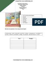 CBSE Class 8 German Worksheet (11)