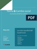 Clacso La nueva américa latina COVID19