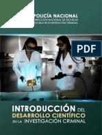Introduccion Al Metodo Cientifico en La Investigacion Criminal