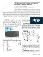 mm-2018-1-21 ROTATIONAL MOTION OF TOWER CRANE - DYNAMIC ANALYSIS AND REGULATION USING SCHEMATIC MODELING