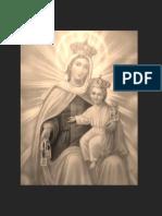 María Y Los Santos Carmelitas