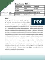 Resume_Failure Analyst