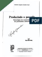 Arantes Prod Patr MESA I